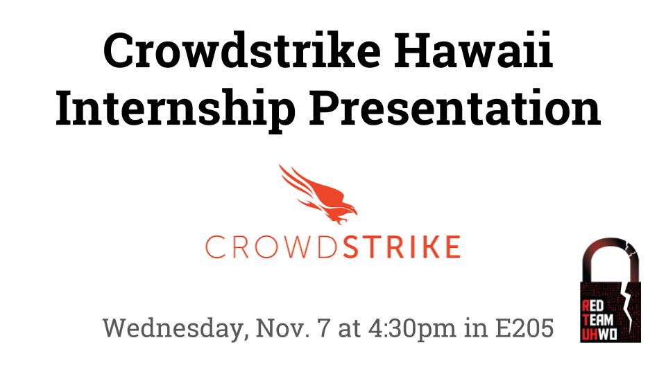 CrowdStrike Flyer