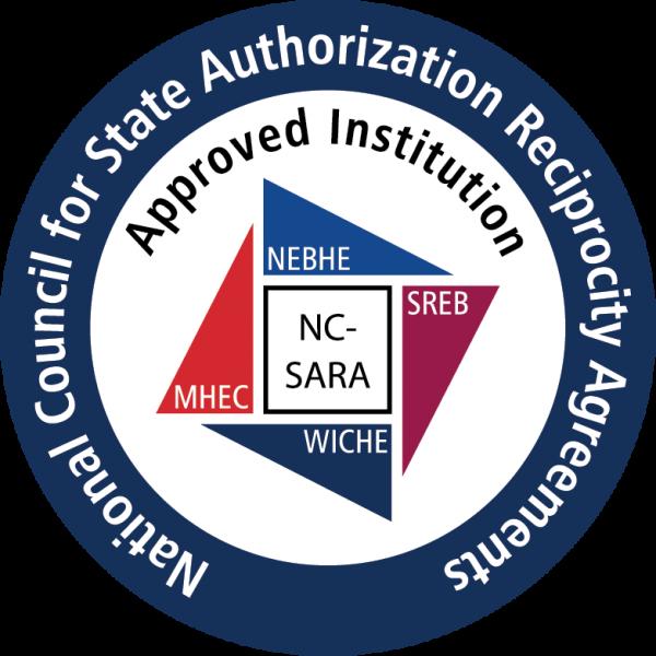 NC SARA Approved logo