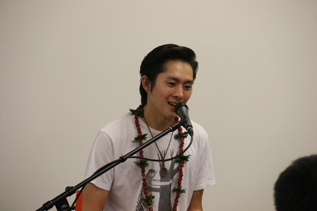 Photo of Justin Chon