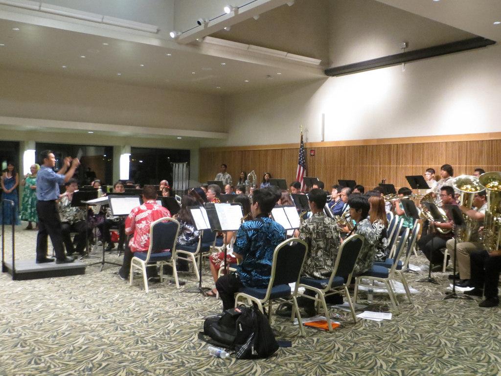 UH West Oʻahu band