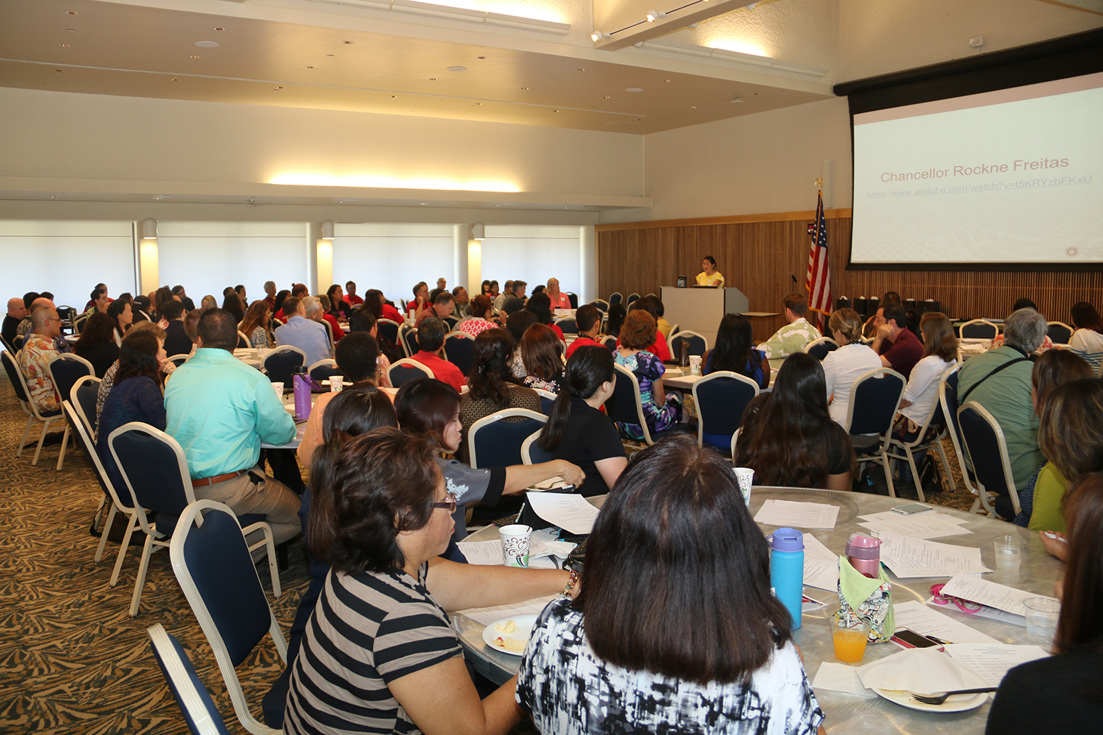 2015 Convocation and Professional Development Day