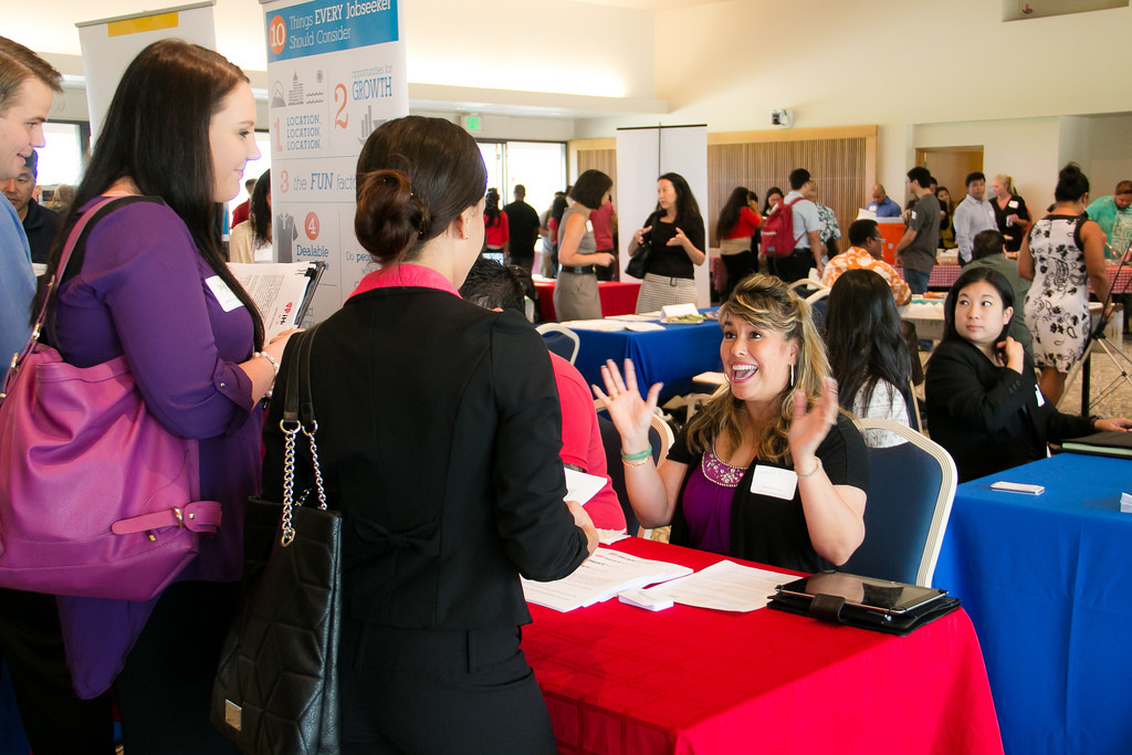Internship and Networking Event