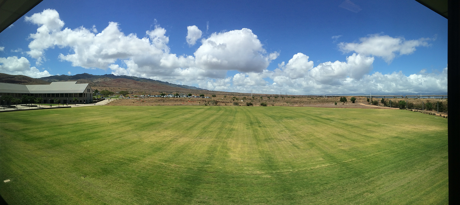 Photo of the UHWO Great Lawn