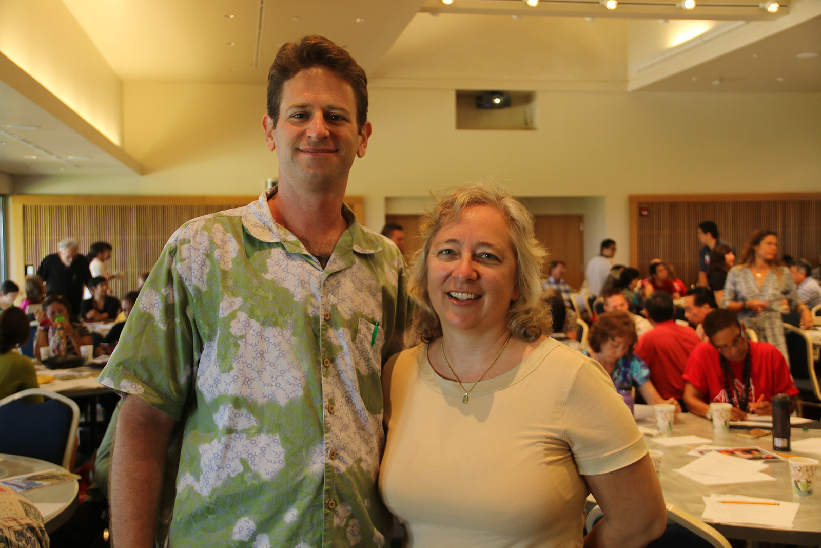 David Kupferman and Brenda Machosky