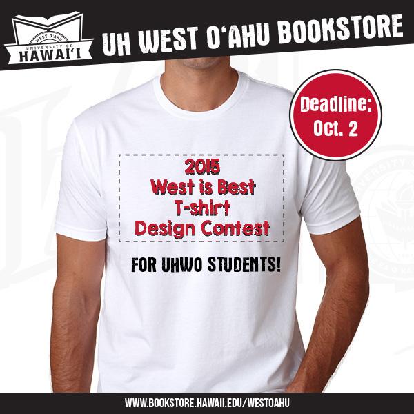 West is Best T-shirt design contest
