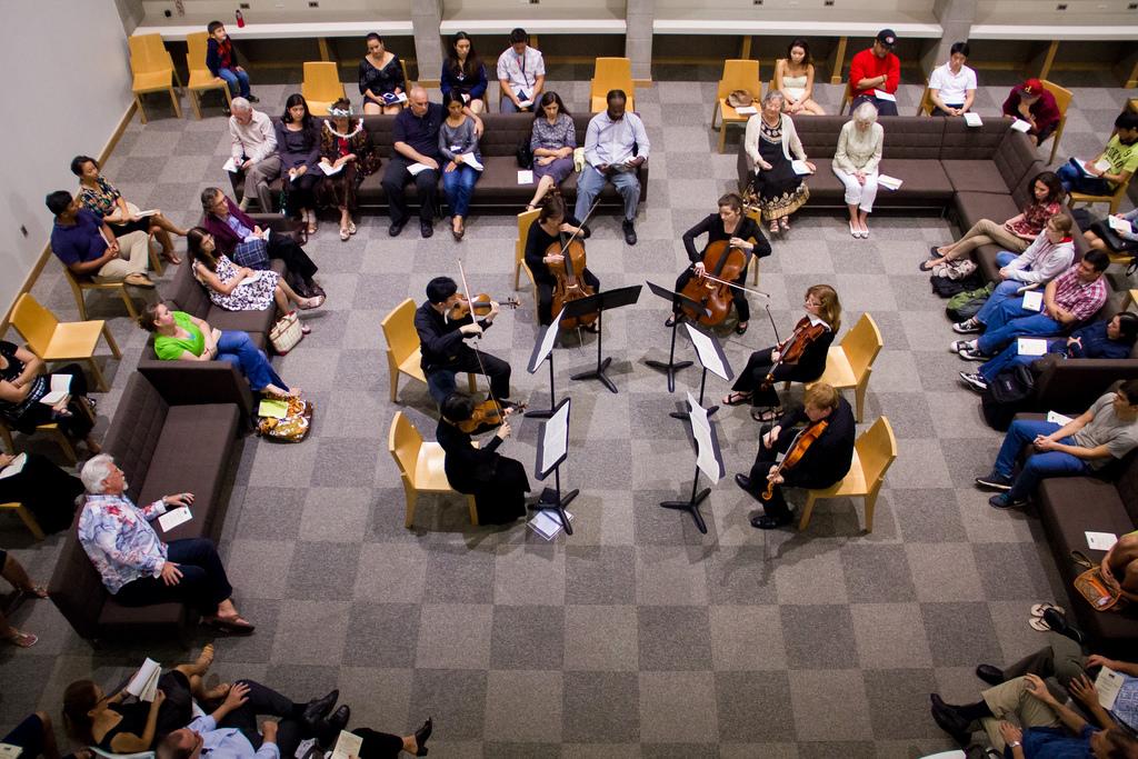 Chamber Music Hawaii Galliard String Quartet