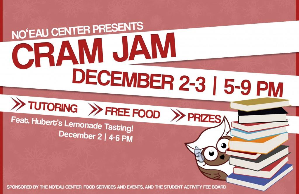 Cram Jam Flyer MB