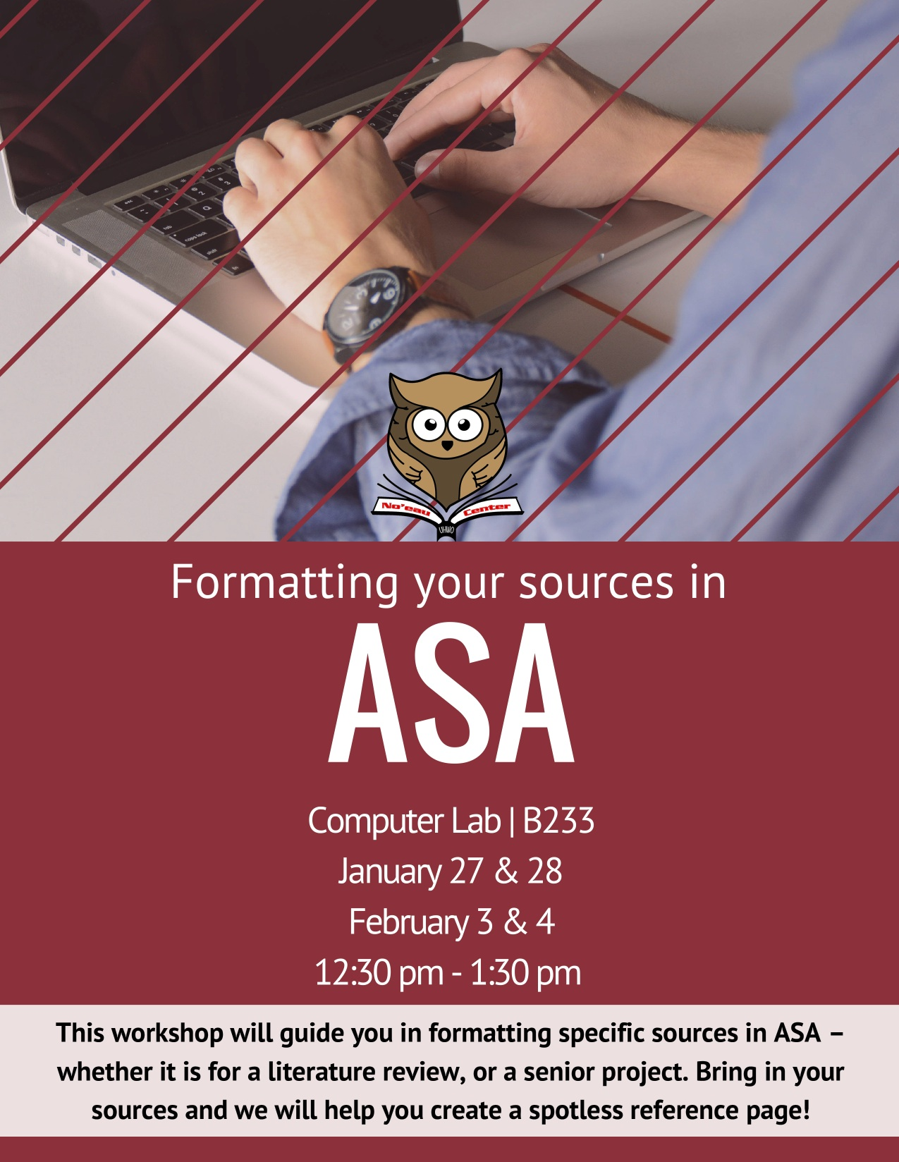 ASA Workshop