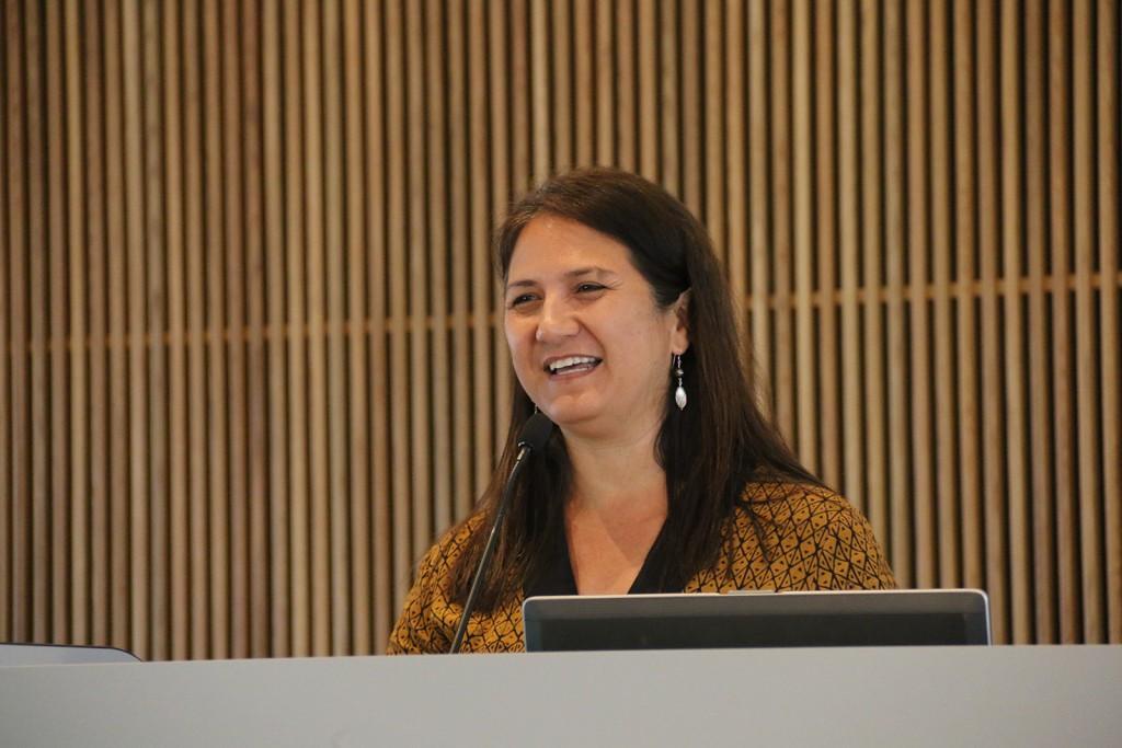 Dr. Judy Oliveira