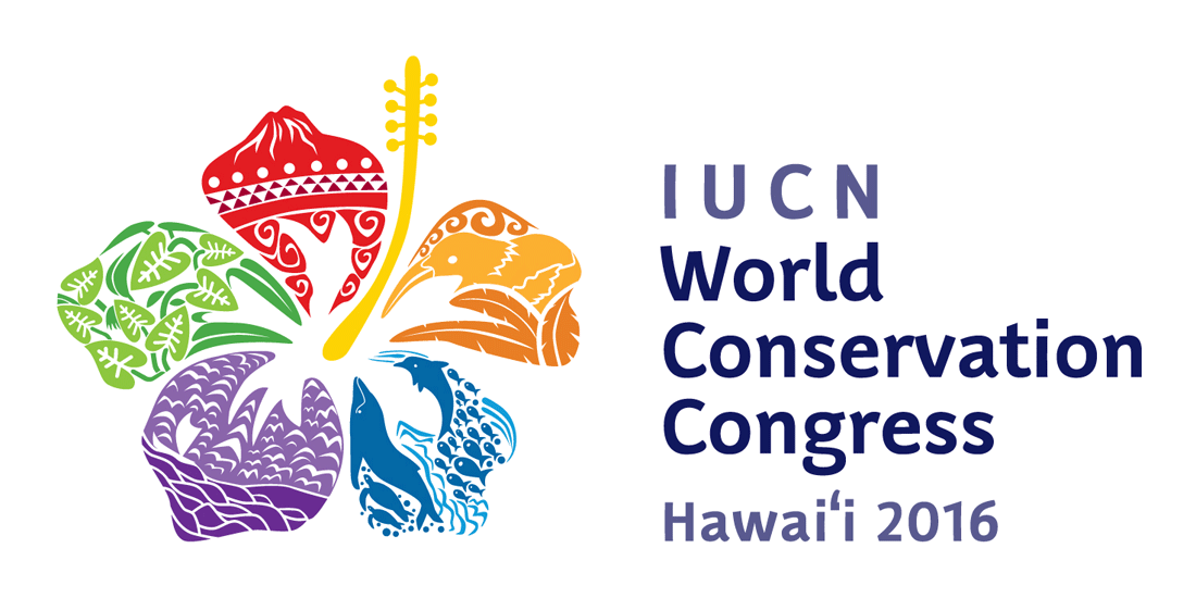 IUCN World Conservation Congress logo 2016