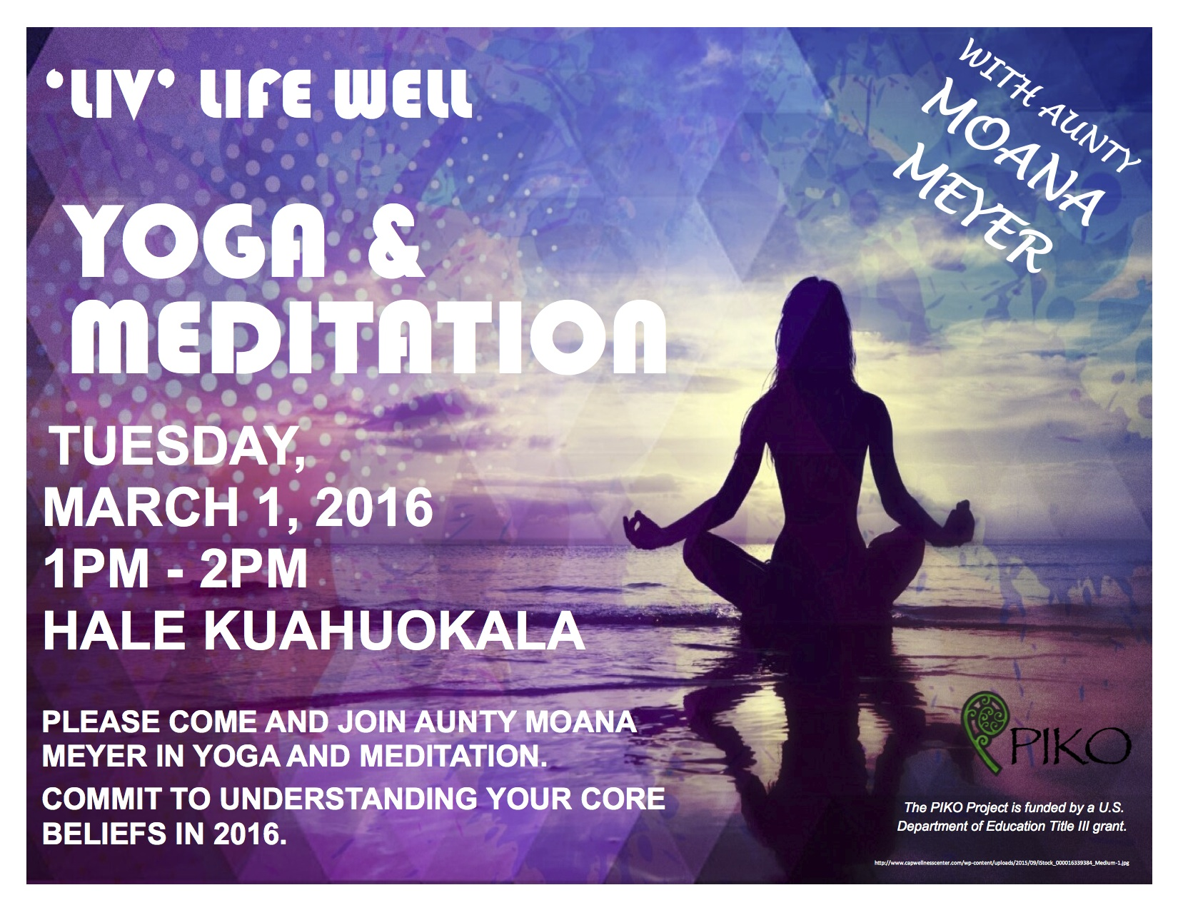 yoga in march final
