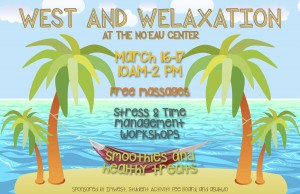 West and Welaxation 2016 Flyer