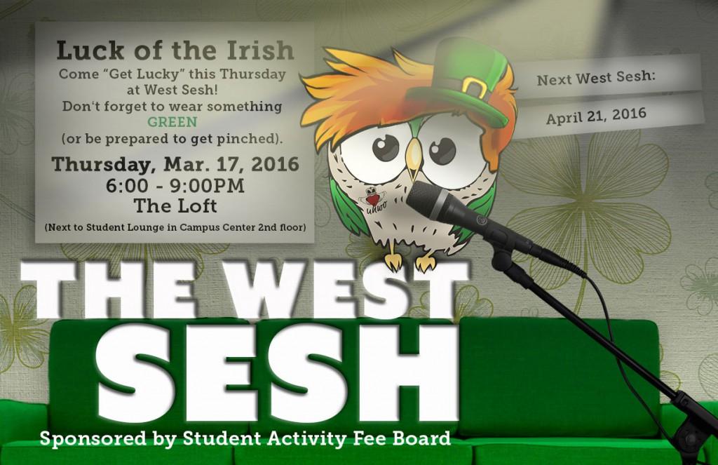 West Sesh Luck of the Irish