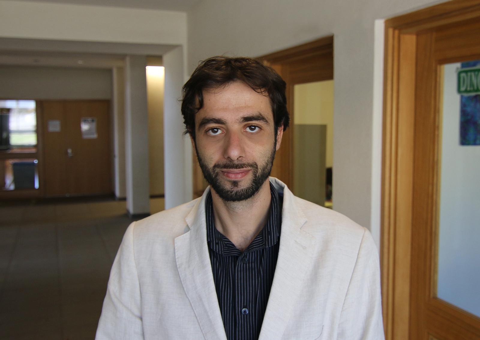 Headshot of Dr. Konstantinos Zougris