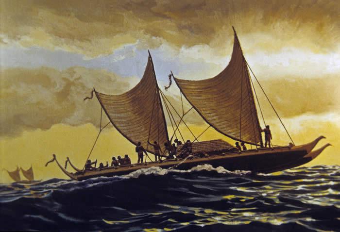 Polynesian Voyaging Canoe