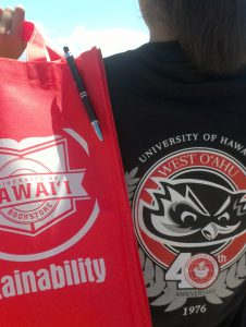 40th Anniversary t-shirt, bag and pen