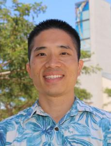 UH West Oʻahu Assistant Professor of Mathematics Michael Furuto