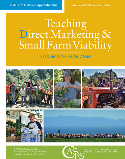 Teaching Direct Marketing and Small Farm Viability cover