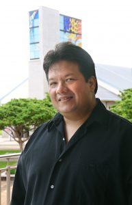 Vice Chancellor for Academic Affairs Jeffrey Moniz