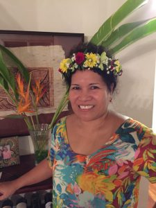 Associate Professor of Hawaiian and Pacific Students Saʻiliemanu Lilomaiava-Doktor
