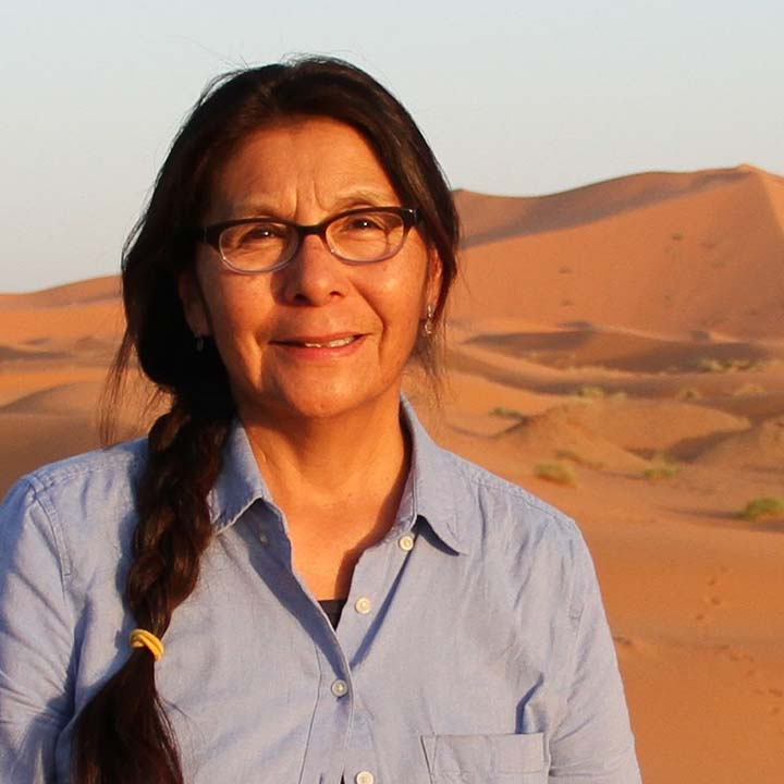 Dr. Beverly Singer, Associate Professor of Anthropology and Native American Studies (Ethnology), UNM