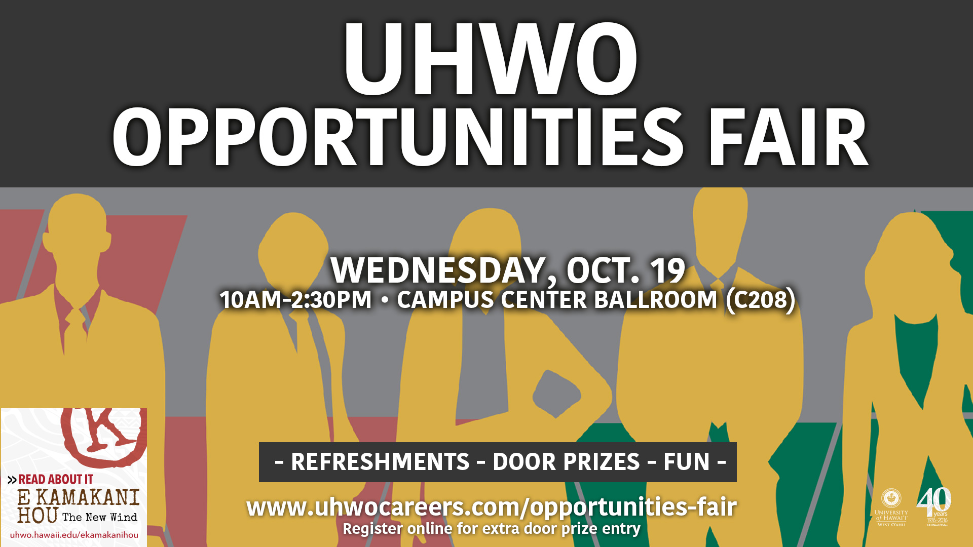 UHWO Opportunities Fair