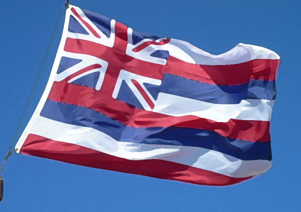 Hawaiian Flag