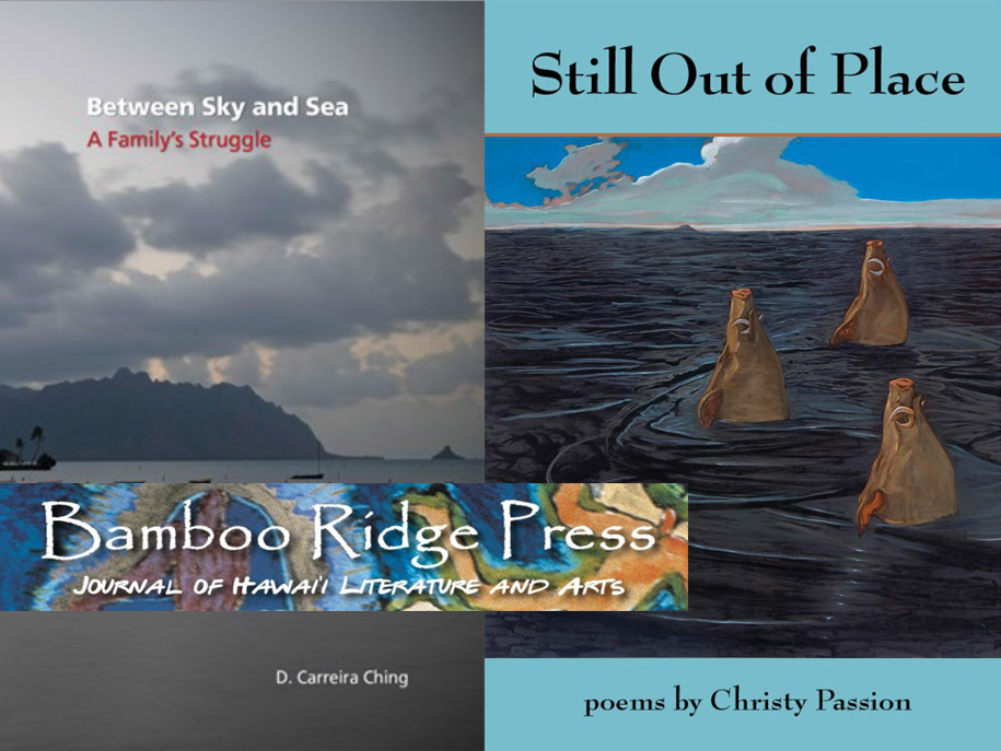 Bamboo Ridge Press Reading and Talk Story