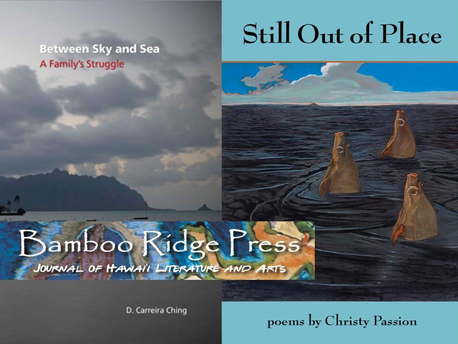 Bamboo Ridge Press Reading and Talk Story