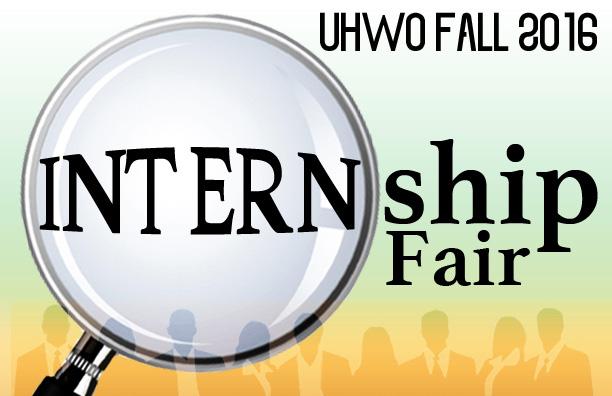 Internship Fair Fall 2016