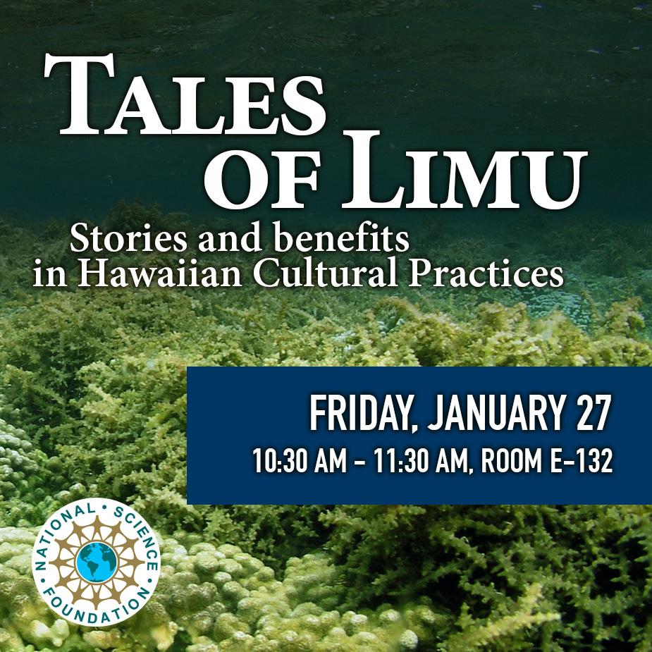 Math + Science + X Seminar: Tales of Limu