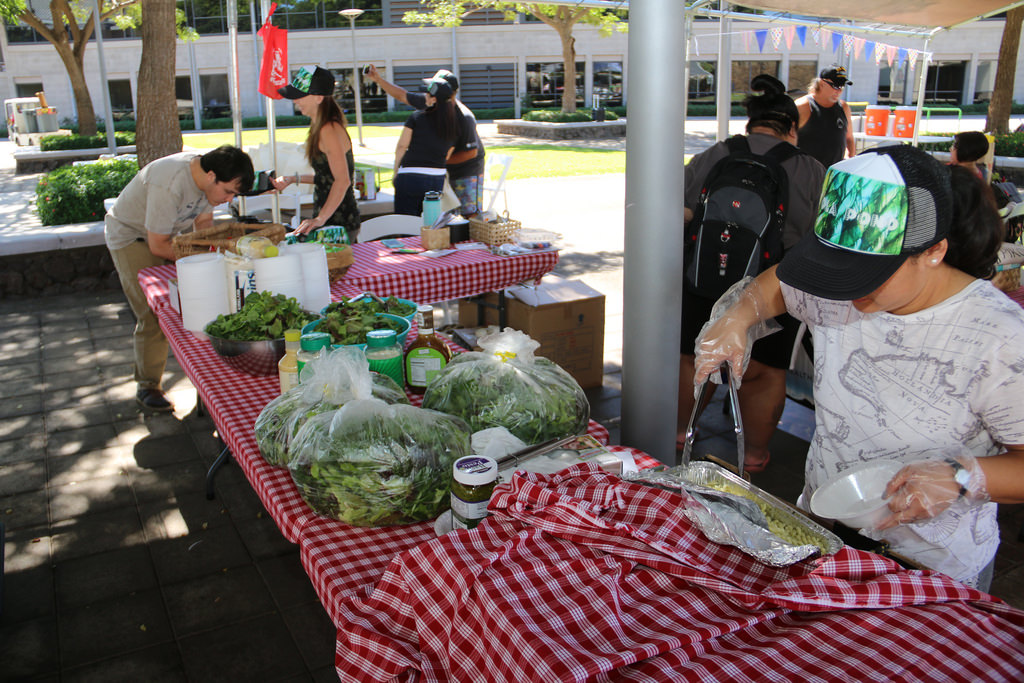 Food, fun, and festivities at E Ola Pono: Health and Wellness Fair (2016)