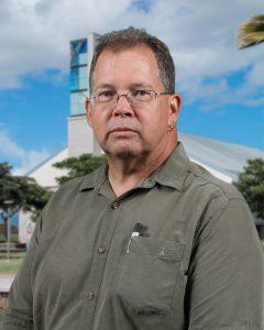 Photo of Dr. William Belcher