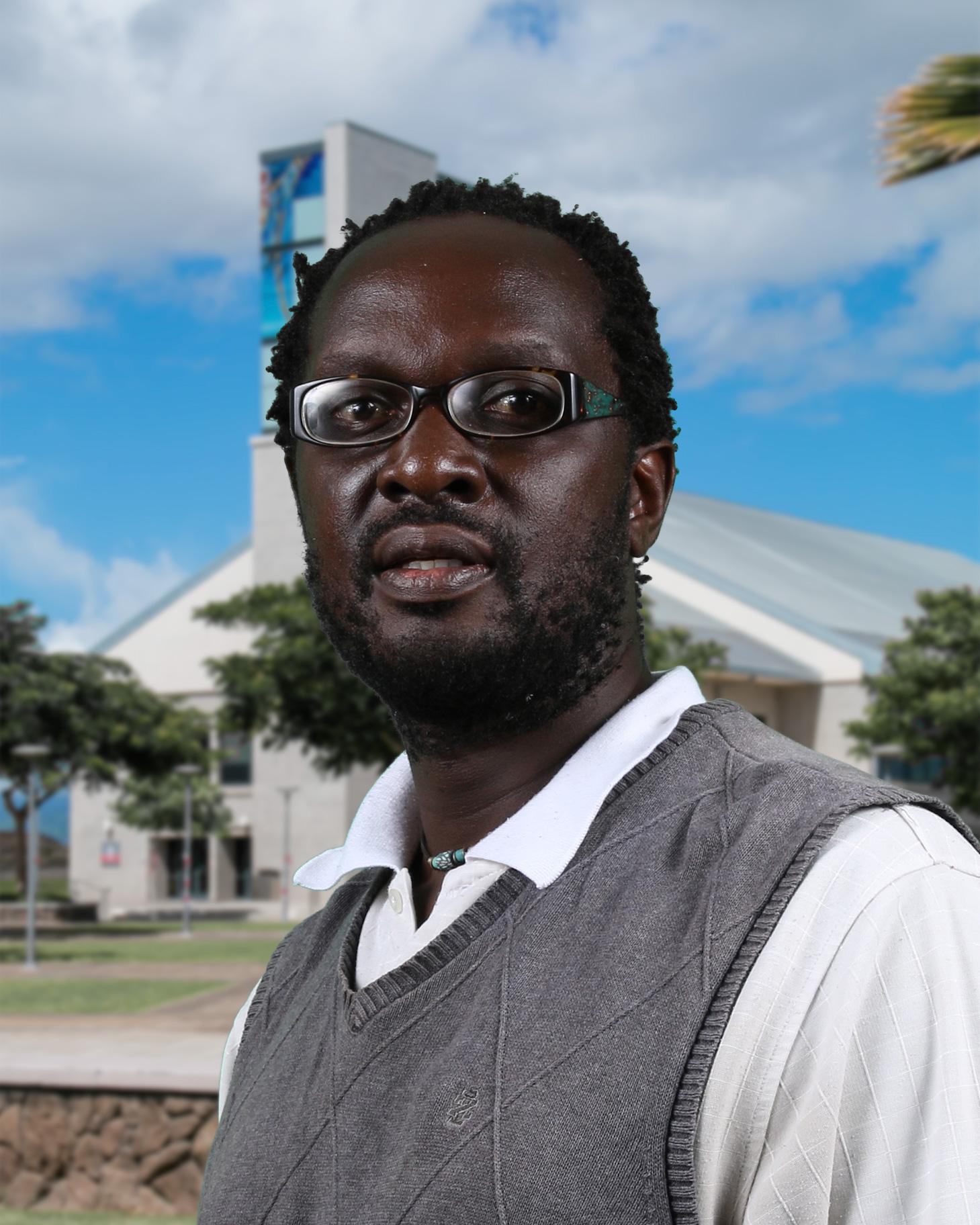 Photo of Dr. David Odhiambo