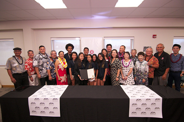 UH West Oahu will offer creative media courses to Waiʻanae and Waipahu High School students for college credit.