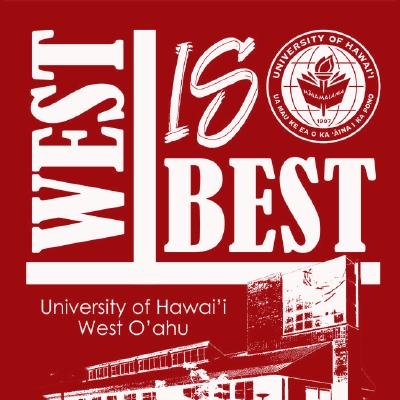 Sample of West is Best T-shirt design