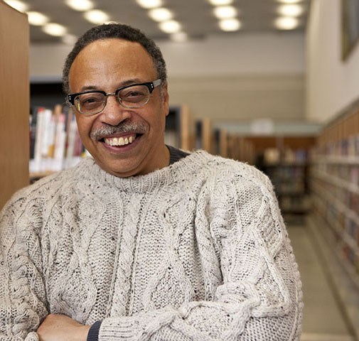 Image of poet George Elliott Clarke