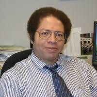 Portrait shot of Dr. Joseph Telfair