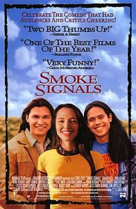Photo of Smoke Signals DVD cover