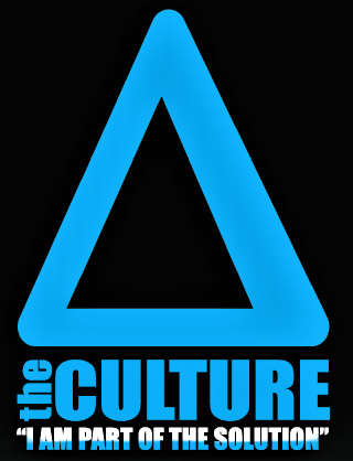 Graphic that says The Culture and I Am Part of the Solution