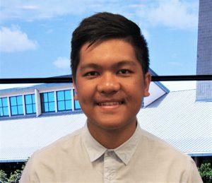 Photo of UHWO ACM student Kevin Bechayda