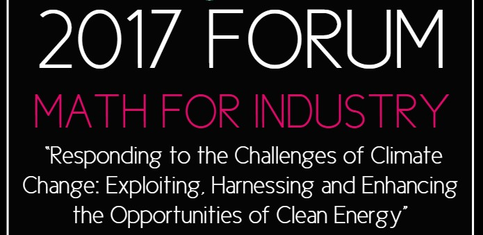 Words 2017 Forum and information about the Math for Industry forum; information is contained in article
