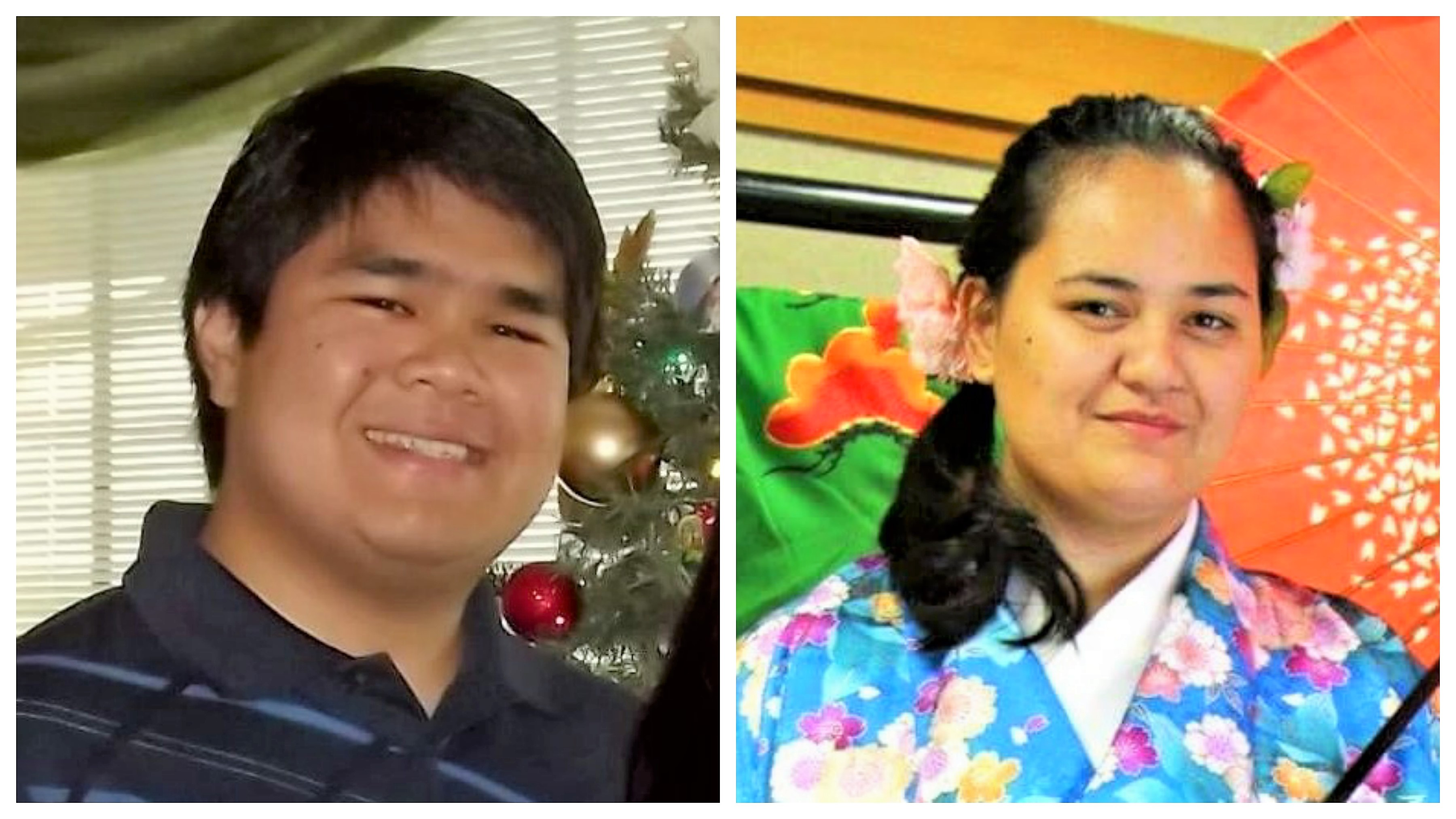 UHWO students Lancen Crisostomo and Candace Lahr traveled to Japan after being selected to take part in the Kakehashi Project