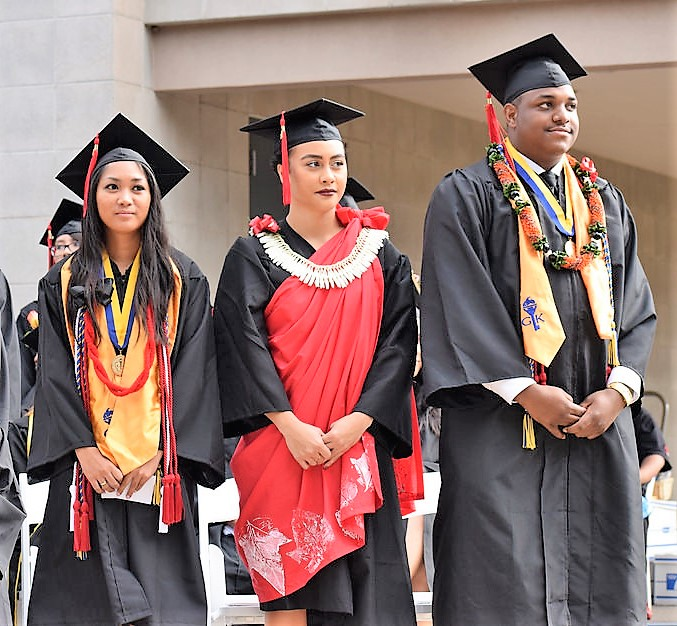 Applications are being taken for Student Speaker and Student Emcee for the 2018 Spring Commencement