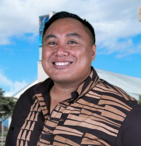 Rouel Velasco heads UH West Oahu's Office of Student Life