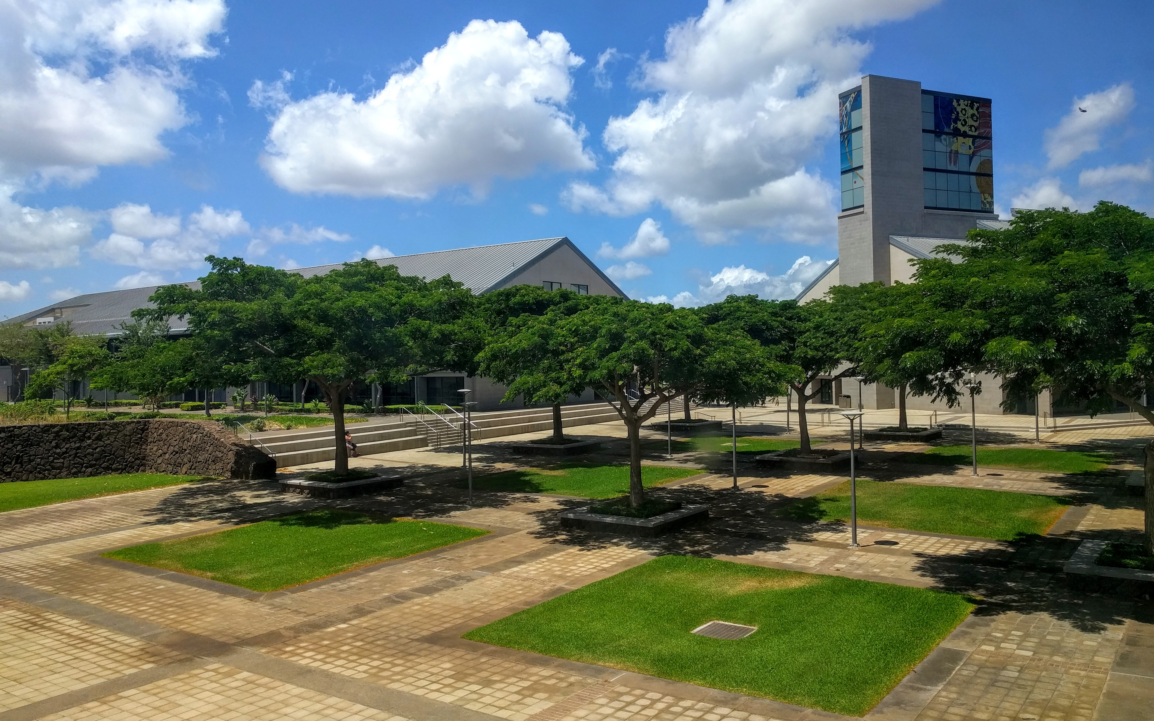 Photo of UH West Oahu campus