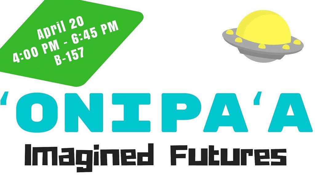 Onipaa Imagined Futures flyer