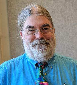 Portrait photo of Dr. Richard Jones