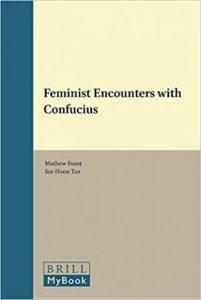 photo of book Feminist Encounters with Confucius