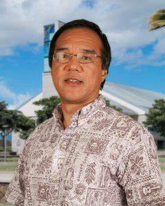 Portrait photo of Dr. Eric Wen